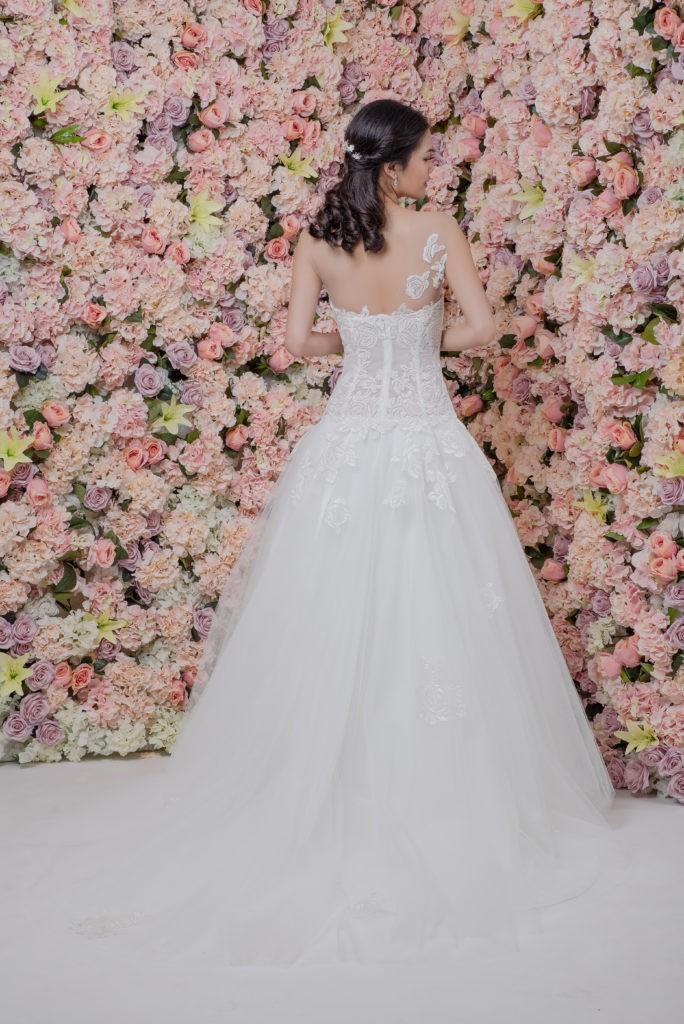 DALINA - Robe de mariée Pour Un Oui by Cymbeline
