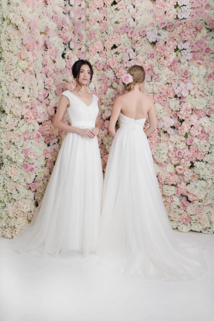 DAMASE ET DAMARIS - Robe de mariée Pour Un Oui by Cymbeline