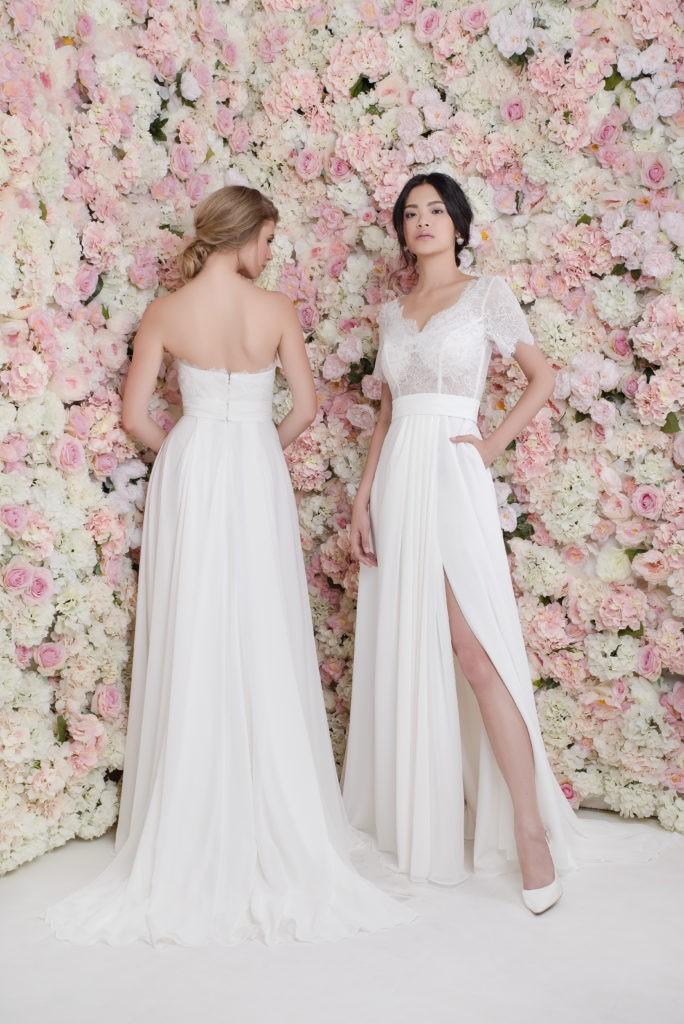 DAMILLA ET DANY - Robe de mariée Pour Un Oui by Cymbeline