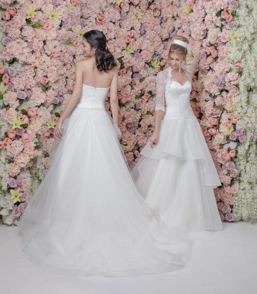 DANAE ET DITO - Robe de mariée Pour Un Oui by Cymbeline