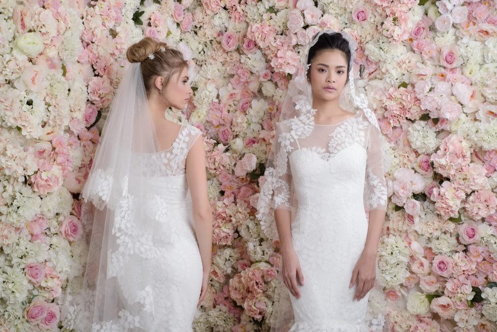 DOLORES ET DIVINE - Robe de mariée Pour Un Oui by Cymbeline