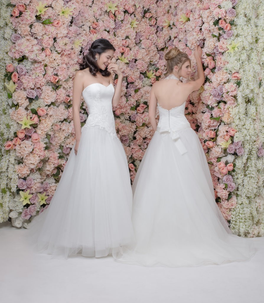 DORIANE ET DANDY - Robe de mariée Pour Un Oui by Cymbeline