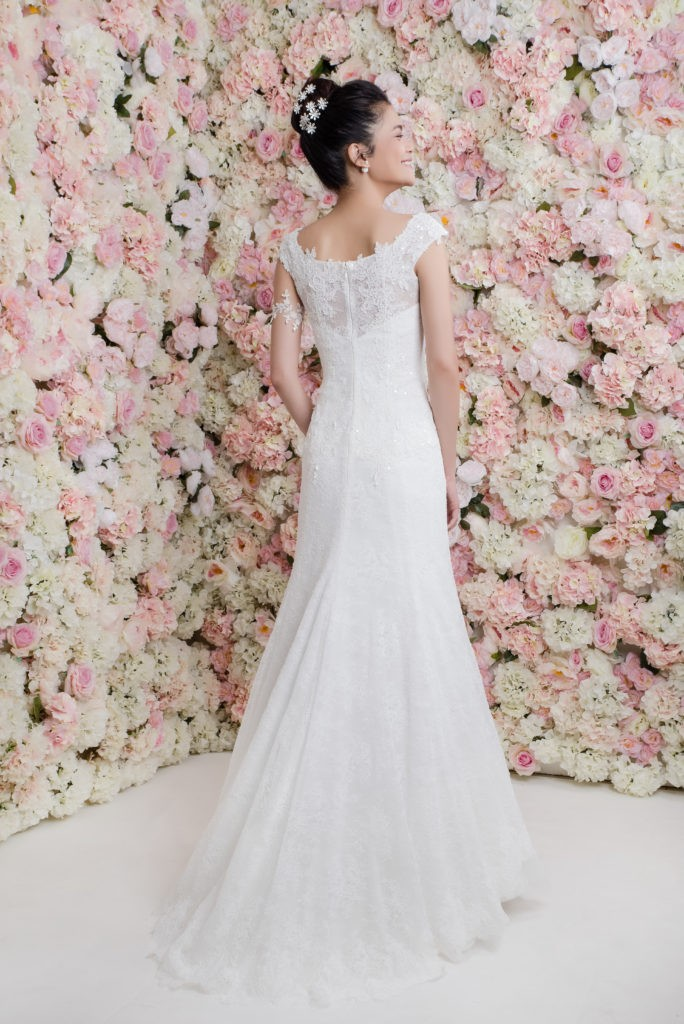 DUNE - Robe de mariée Pour Un Oui by Cymbeline
