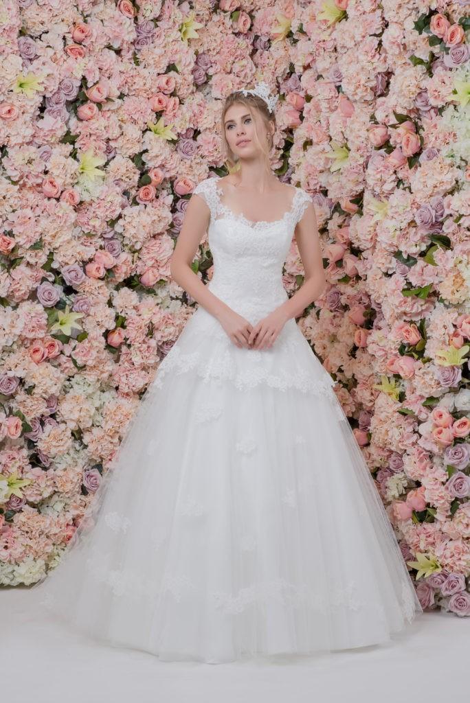 DOMINO - Robe de mariée Pour Un Oui by Cymbeline