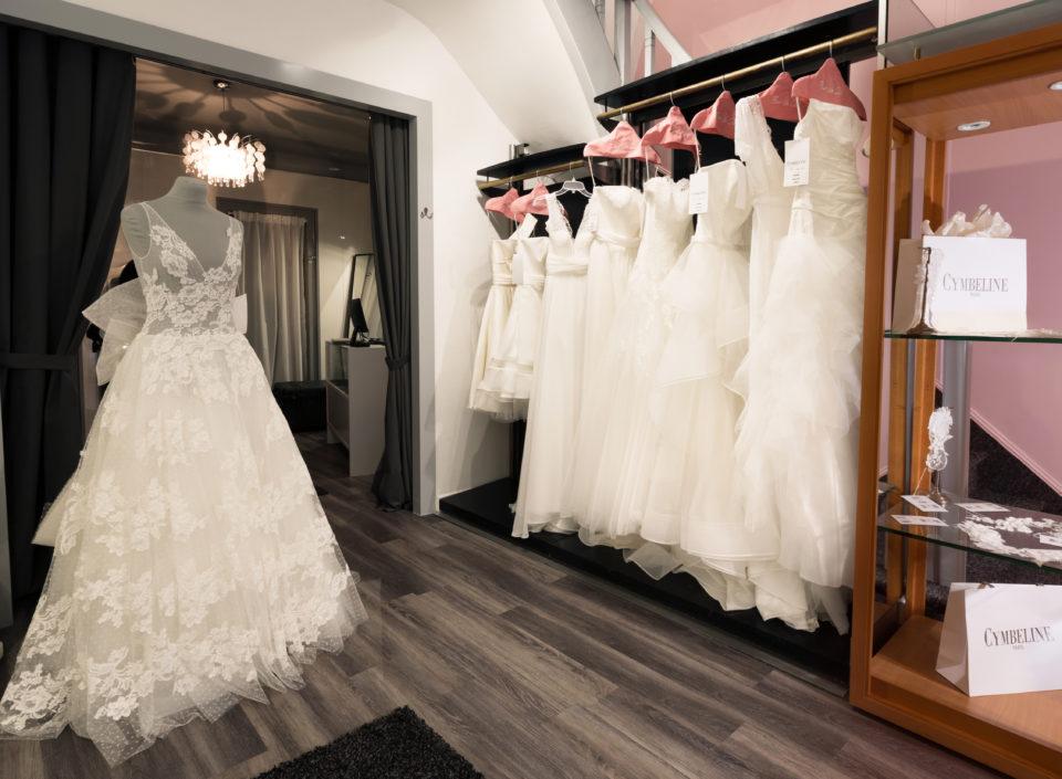 Pour Un Oui Reims - Boutique Cymbeline Reims - Robe de mariée