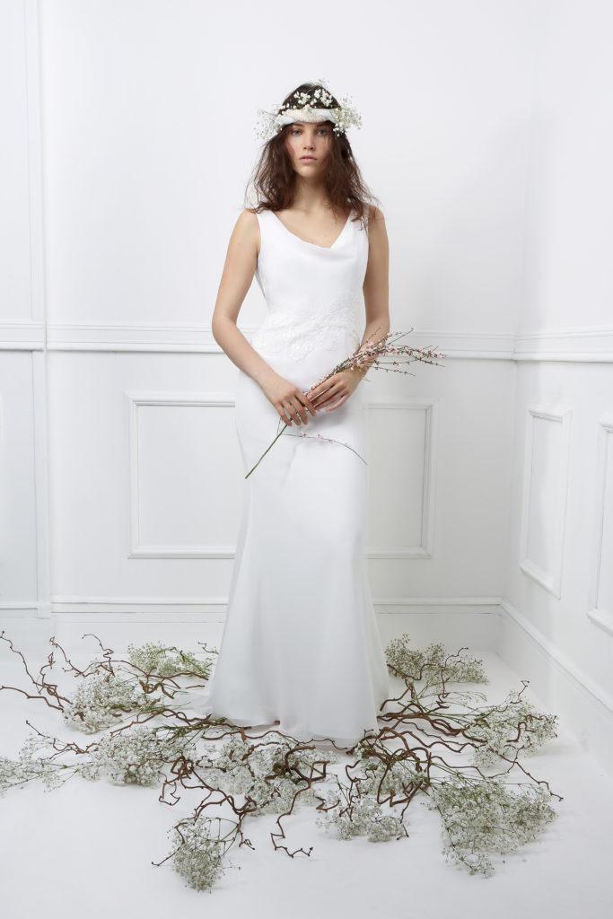 GABRIELLE - Robe de mariée bohème collection 2019 Pour un Oui by Cymbeline