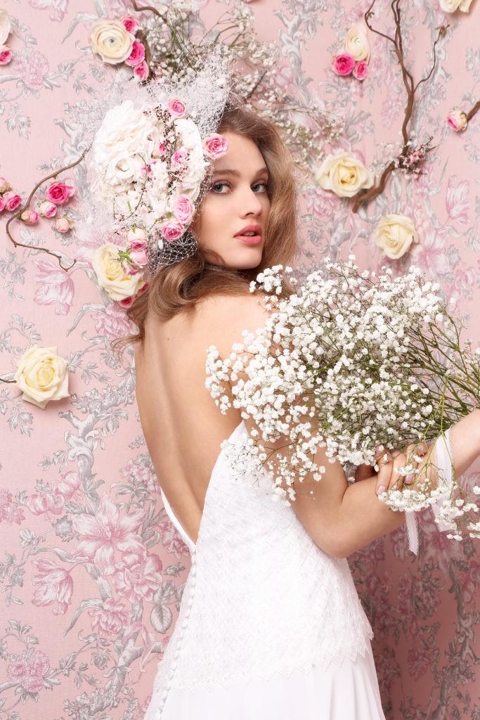 GAELLE - Robe de mariée collection 2019 Pour un Oui by Cymbeline