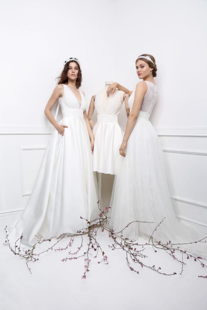 GEENA-GENIE-GISÈLE - Robe de mariée collection 2019 Pour un Oui by Cymbeline
